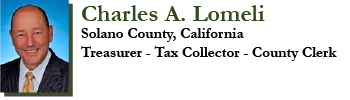 Letterhead of tax collector